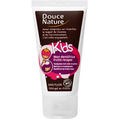Kids Mon dentifrice Fruits Rouges