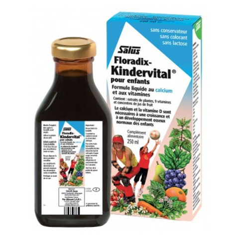 Kindervital multivitamines