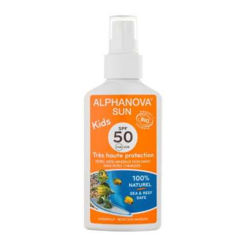 Sun SPF 50 Kids BIO spray