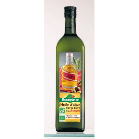 Huile d'olive vierge extra Espagne